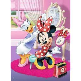 TREFL Puzzle Minnie Mouse: Před zrcadlem 20 dílků