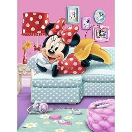 TREFL Puzzle Minnie Mouse: Na gauči 20 dílků