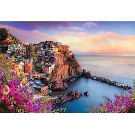 TREFL Puzzle  1500 dílků - Výhled na Manarolu, Itálie