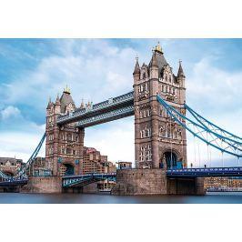 TREFL Puzzle Tower Bridge 1500 dílků 85x58cm v krabici 40x26x6cm