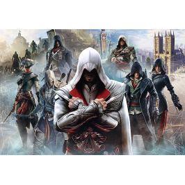 TREFL Puzzle  26142 Assassin's Creed: Bojovníci 1500 dílků