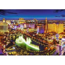 TREFL Puzzle  2000 dílků - Noční Las Vegas
