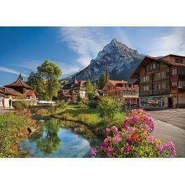 TREFL Puzzle  27089 Alpy v létě 2000 dílků