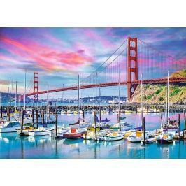TREFL Puzzle Most Golden Gate, San Francisco 2000 dílků