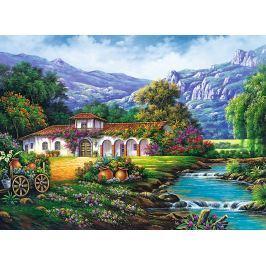 TREFL Puzzle  33051 Zarraga: Hacienda u řeky 3000 dílků