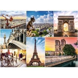 TREFL Puzzle Kouzlo Paříže 3000 dílků
