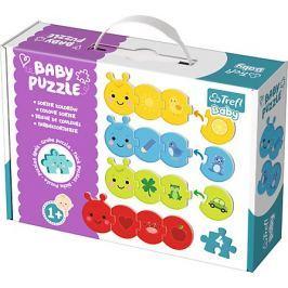 TREFL Baby puzzle Barvy