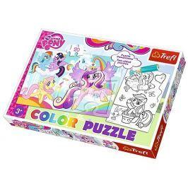TREFL Puzzle pro děti (oboustranné)  20 dílků - My Little Pony