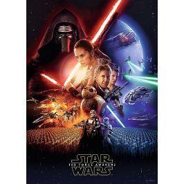 TREFL Puzzle  37269 Star Wars: Epizoda 7 500 dílků