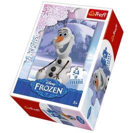 TREFL Dětské puzzle  54 dílků - Ledové království: Anna