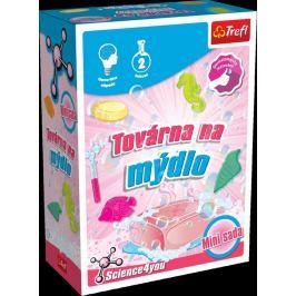 Trefl Výroba mýdla mini