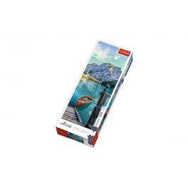 Trefl Puzzle Horské jezero 300 dílků 16x48cm v krabici 10x26,5x4,5cm