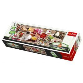 TREFL Panoramatické puzzle Kitchen Decor: Koření 600 dílků