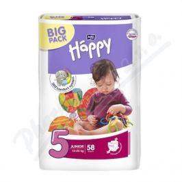 TORUNSKE ZAKLADY Happy Junior dětské pleny 58ks