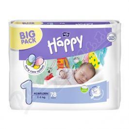 TORUNSKE ZAKLADY Happy Newborn dětské pleny 78ks