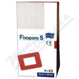 TORUNSKE ZAKLADY Fixopore S 10 x 20 cm á 50 ks sterilní náplast