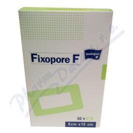 TORUNSKE ZAKLADY Fixopore F 8x15cm á 50ks sterilní náplast