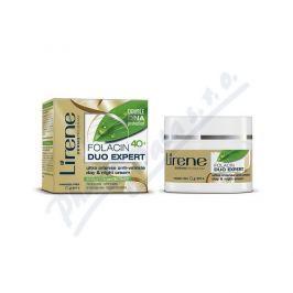 DR IRENA ERIS DR.IRENA ERIS SA Lirene Folacin Duo Expert 40+ denní/noční 50 ml