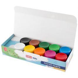 Temperové barvy v kelímku 10 barev /starý kód 45720)