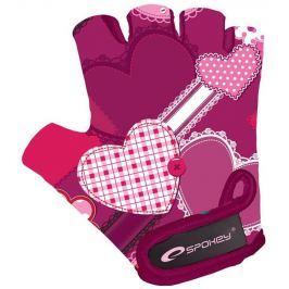 HEART GLOVE Dětské cyklistické rukavice, XS