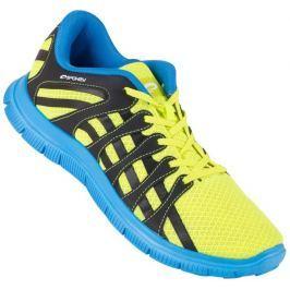 LIBERATE 7 Běžecké boty modrá-žlutá  vel.40 - 45, 40