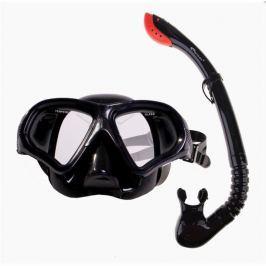 TORTUGA Sada brýle+šnorchl černý