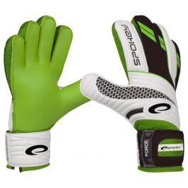 FORCE brankářské rukavice - zelená, 6
