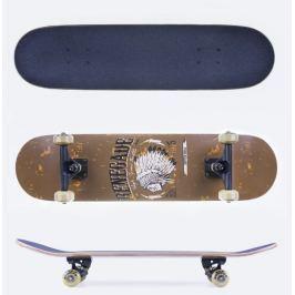 RENEGADE Skateboard 80 x19,7 cm,  ABEC 5 carbon