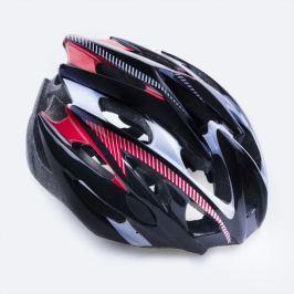 SKY - Cyklistická přilba pro dospělé černá 55-58 cm