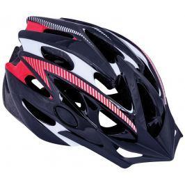 SKY - Cyklistická přilba pro dospělé černá 58-61 cm