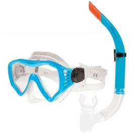 GOMERA Sada brýle + šnorchl modré