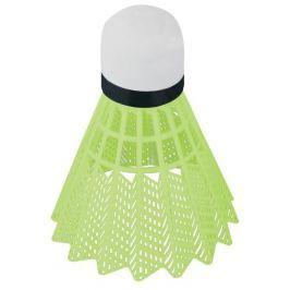 FLAME-Badmintonové míčky 6ks nylonové zelené