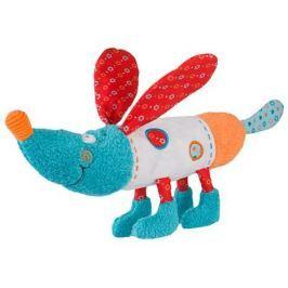 Baby ONO Edukační hračka  - chrastítko - Pejsek Bob