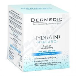 BIOGENED HYDRAIN3 HIALURO Krém-gel ultrahydratační 50 g