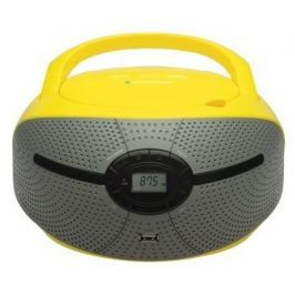 Blaupunkt Rádiopřijímač s CD  BB6YL FM PLL CD/MP3/USB, žlutý