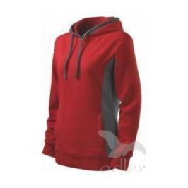 Mikina dámská Kangaroosize: S; barva: červená;