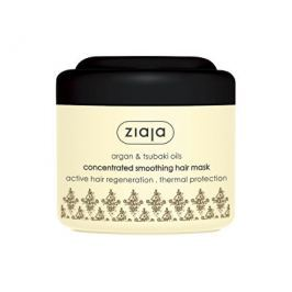 Ziaja Vyhlazující maska Argan Oil (Concentrated Smoothing Hair Mask) 200 ml