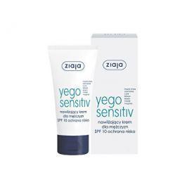 Ziaja Hydratační krém pro muže SPF 10 Yego Sensitive 50 ml