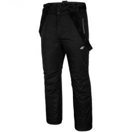 Pánské zimní kalhoty 4F SPMN004 Black, L