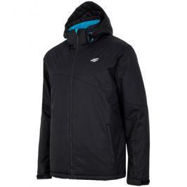 Pánská bunda 4F KUMN002 Black, L