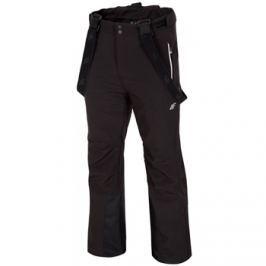 Pánské lyžařské kalhoty 4F SPMN002 Black, M