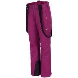Dámské lyžařské kalhoty 4F SPDN001 Violet Purple, M