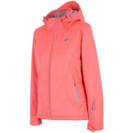 Dámská lyžařská bunda 4F KUDN003 Coral, S