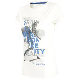 Dámské tričko 4F TSD015 White, L