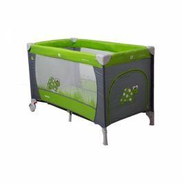 Coto baby Cestovní postýlka Samba Plus - zelená