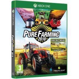 Ubisoft XONE - Pure Farming 2018