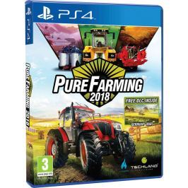 Ubisoft PS4  - Pure Farming 2018