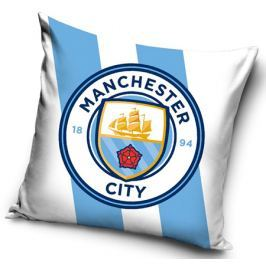 Official Merchandise Polštářek Manchester City FC Erb
