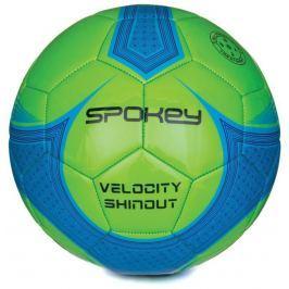VELOCITY SHINOUT - Fotbalový míč zeleno-modrý č.5