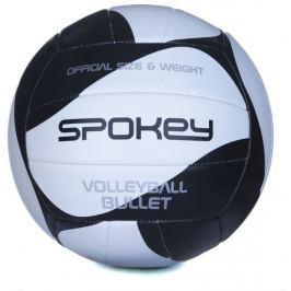 BULLET Volejbalový míč černo-bílý  rozm.5